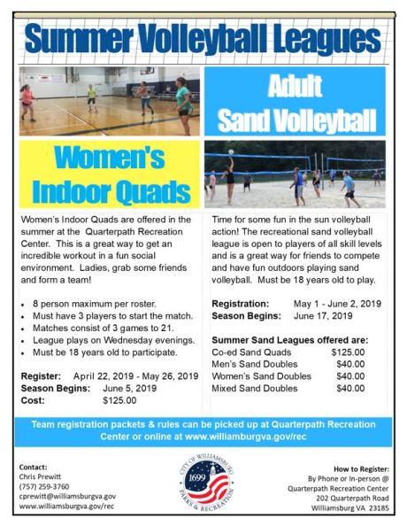 Adult-Summer-Volleyball-williamsburg-va