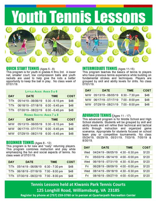 Youth-Tennis-Lessons-williamsburg-va