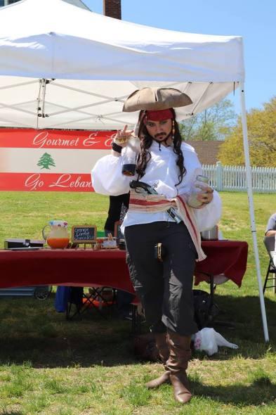 pirates invade the market