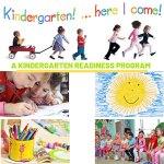 Kindergarten...Here I Come!