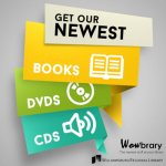 Find out weekly all the new material at the Library - learn more: