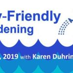 Bay-Friendly Gardening - with speaker Karen Duhring of VIMS  presented by  Williamsburg Botanical Gardens