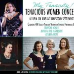 Tenacious Women Concert -My Tenacity Weekend Events  After-Hours Outdoor Concert - Learn More