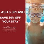 FLASH & SPLASH Sale on Williamsburg Lodge Rooms