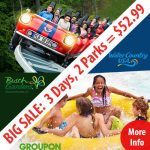 Groupon Alert! Awesome offers including Busch Gardens, Water Country USA, Great Wolf Lodge, Virginia Air and Space, iFly, AMF, Dave & Buster's and MORE