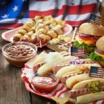 Need a quick bite when you are in Colonial Williamsburg for July 4th? Visit McKenzie Square Food Pavilion...