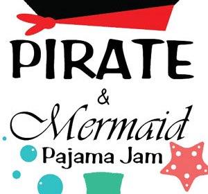VLM Pirate & Mermaid PJ Party