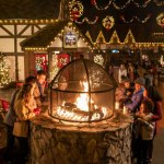 Busch Gardens Williamsburg - Christmas Town - what is new this year PLUS insider tips