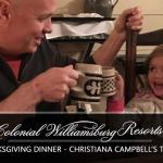 Enjoy a Family Friendly Thanksgiving Dinner at Christiana Campbell's Tavern - Nov 28