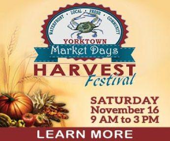 yorktown harvest festival