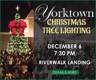 tree lighting yorktown 2019