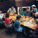 GAMBOLS! Returns to Chowning's Tavern - fun games and great food!