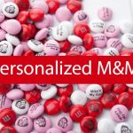Personalized M&Ms for Valentines Day! Groupon Alert!