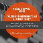 kog childrens consignment sale