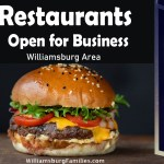 Williamsburg Restaurant Guide During COVID 2021