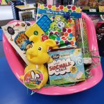 Easy Peasy Easter Baskets from School Crossing!