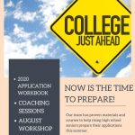 College Admission Coaching, Workbook and Workshop Series from T3Concepts