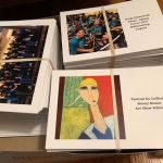 postcard campaign for the arts