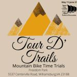 Tour D'Trails Mountain Bike Time Trials - May 11-June 21