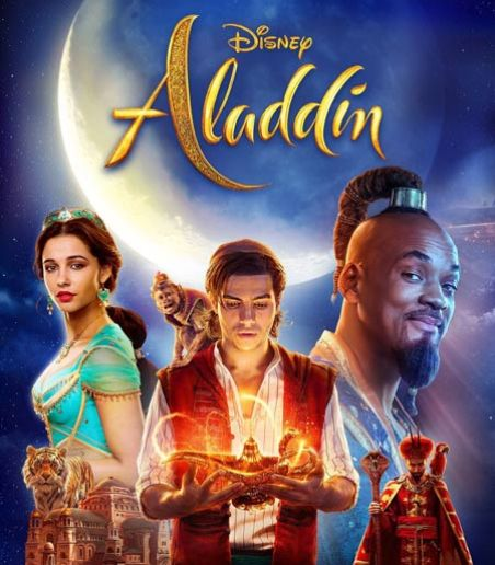 movies under the stars aladdin