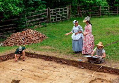 archaeology_juneteenth at colonial williamsburg