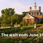 Colonial Williamsburg is open and is offering special priced tickets at $19.99