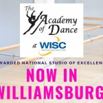 Academy of Dance at WISC Open House July 9th and 10th