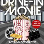Drive-In Movie FREE and family friendly - Oct 31st at Bethel Restoration Center