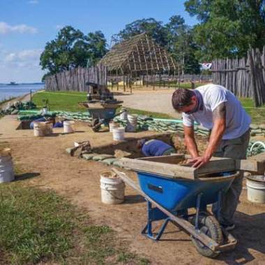 jamestown-historic-virginia-archaeology-day