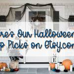 Here's Our Halloween Top Picks on Etsy.com