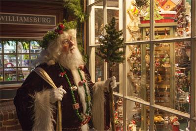 Santa Merchant Square