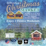 Williamsburg Christmas Market - Vendors, Santa, Live Entertainment, Photo Ops & More!
