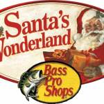 Santa's Wonderland at Bass Pro Shops + free photo with Santa