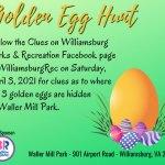 Golden Egg Contest