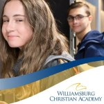 Lunch and Learn small Group Open House at Williamsburg Christian Academy - Friday, April 16, 2021