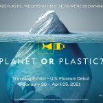 Enter to win Family Four Pack of tickets to Nauticus' Planet or Plastic?