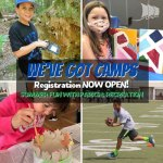 JCC Parks and Recreation Summer Camps 2021