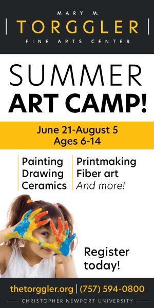 Art Camp at CNU