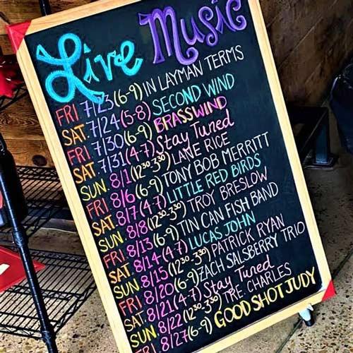 Virginia-Beer-Company-music-schedule