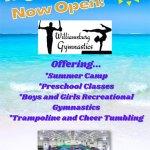 Williamsburg Gymnastics Summer Classes - Register Now!
