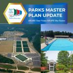 Proposals for three JCC Parks are being made, see what is coming and how you can take part in the decision...