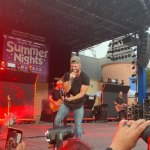 Dylan Scott Thrills Fans at Busch Gardens Summer Nights Concert