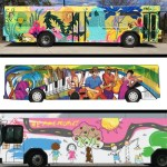 CultureFix Partners with WATA on Bus Wrap Competition