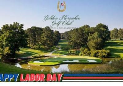 labor day golf cw