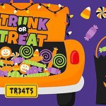 Trunk or Treat at Monticello Starbucks - FREE Event!