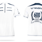 Unique Shirt to be Worn at German Grand Prix