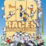 Jim Bamber Celebrates 600 Races
