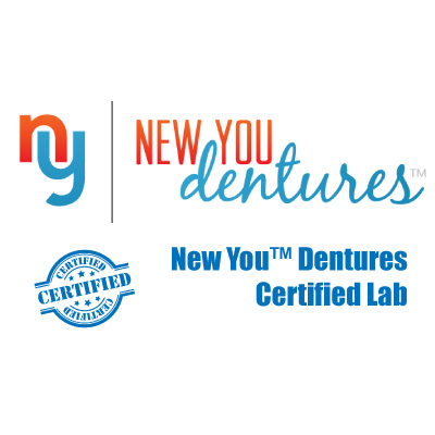 New You Dentures™ Certified Lab