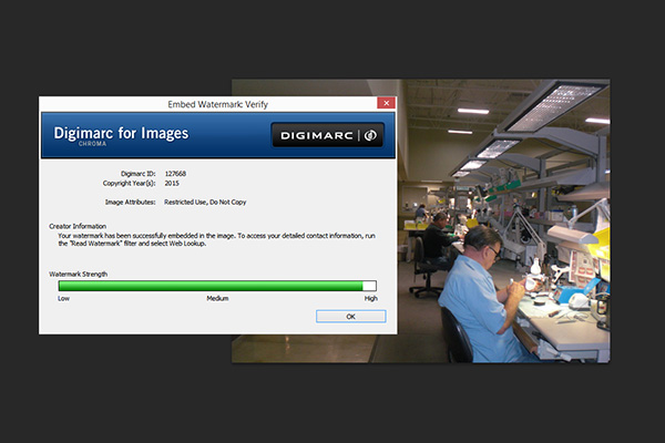 How Does Williams Dental Lab Protect Our Images?