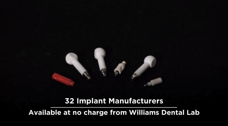 williams dental lab scan bodies